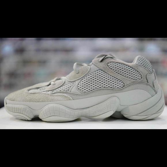 best service 37960 88bca Adidas Yeezy Desert Rat 500 Size 13 Boutique